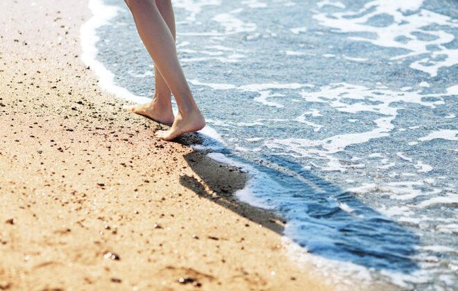 Camminare sull'acqua