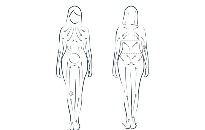 Spazzolatura del corpo